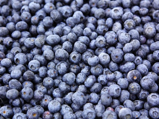 IQF Fruit - Blueberry