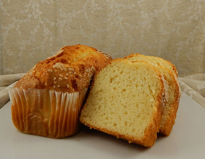 Cake Loaf - Unbaked - Vanilla