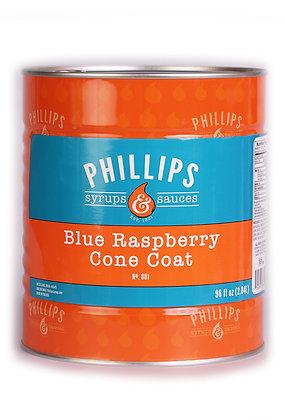 Cone Coating - Blue Raspberry