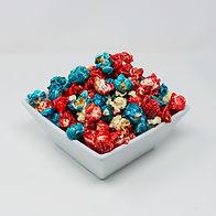 Red, White, & Blue Popcorn