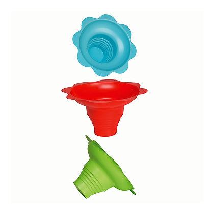 Sno-Kone Cups - Flower Shaped