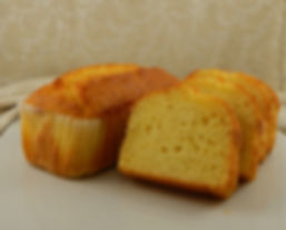 Baked Loaf - Lemon