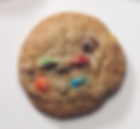 Unbaked - Bake N' Joy - 1oz. Cookie - M & M
