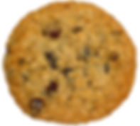 Unbaked - Bake N' Joy - 1.25oz. Cookie - Oatmeal Raisin