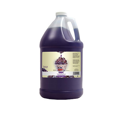 Sno-Kone Syrup - Grape