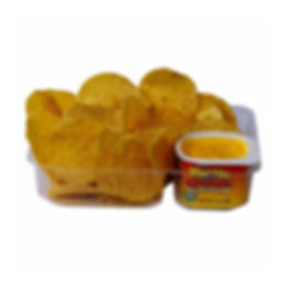 Nacho Serving Tray Portion Pack 500ct