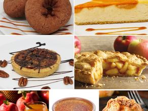 Dessert Trends for the Fall