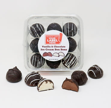 Mini truffle assorted tray