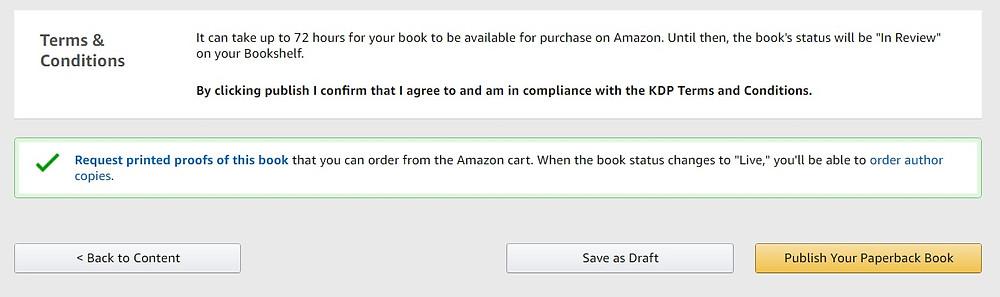 Amazon KDP screenshot 18