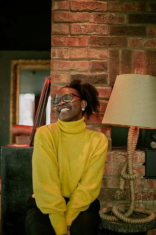 Faith Olajuyigbe Smiles