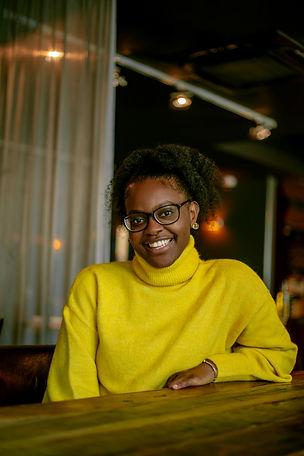 Author Faith Olajuyigbe