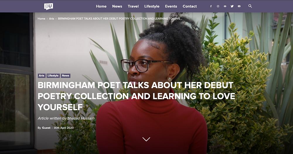 Birmingham Updates Interview with Faith Olajuyigbe