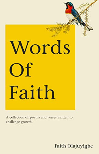 Words of Faith poetry collection