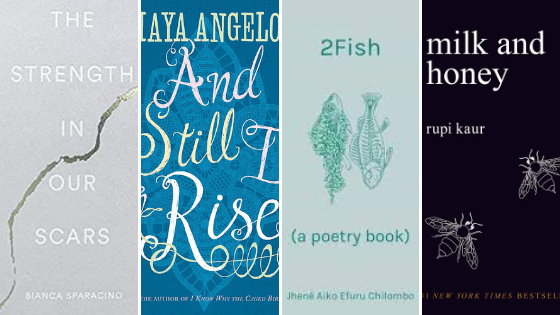 Poetry Books to read