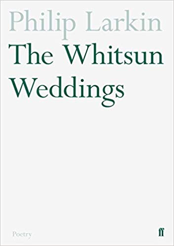 The Whitsun Weddings poetry book