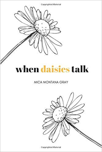 When Daisies Talk poetry book