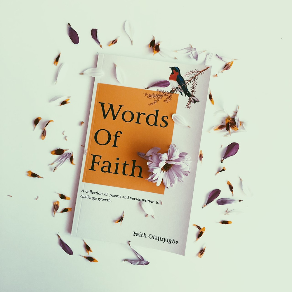 Words of Faith flowers