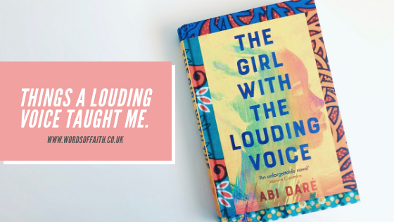 The Girl with the Louding Voice Abi Dare Review