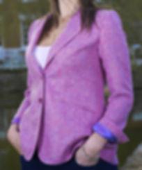 Casual women's jacket