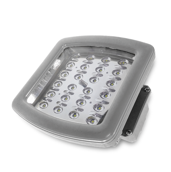 LED fixtures para locaciones peligrosas