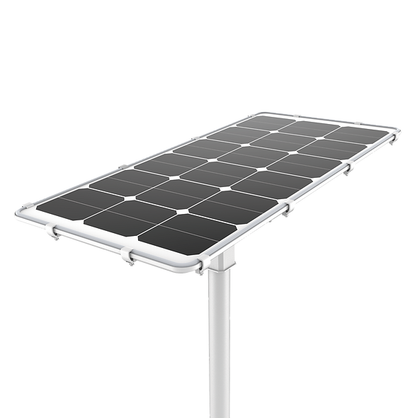 Smart LED Streetlight Solar