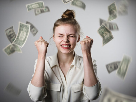How Much $$$ do YOU Need to be HAPPY?