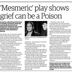 Herts advertiser play review