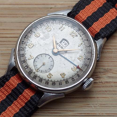 1950's Benrus Calendar Watch