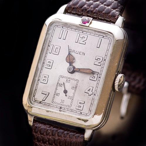 1930 Gruen Wristwatch