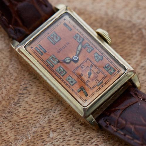 1929 Gruen Wristwatch