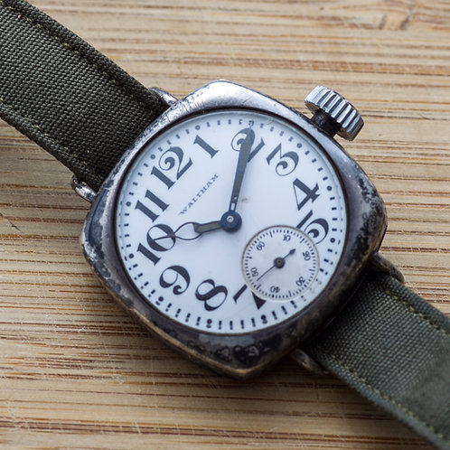 1913 Waltham Trench Watch