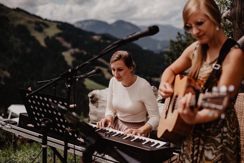 Brenneralm Hochzeit Band