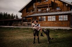 Berghochzeit Almbad Huberspitz Brenneralm Hochzeit Tirol Heiraten Alm Hochzeitsfotografie Augsburg