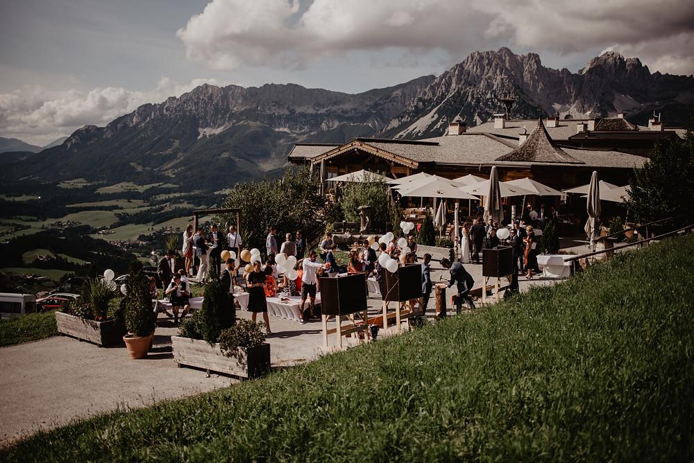 Berghochzeit Tirol Brenneralm