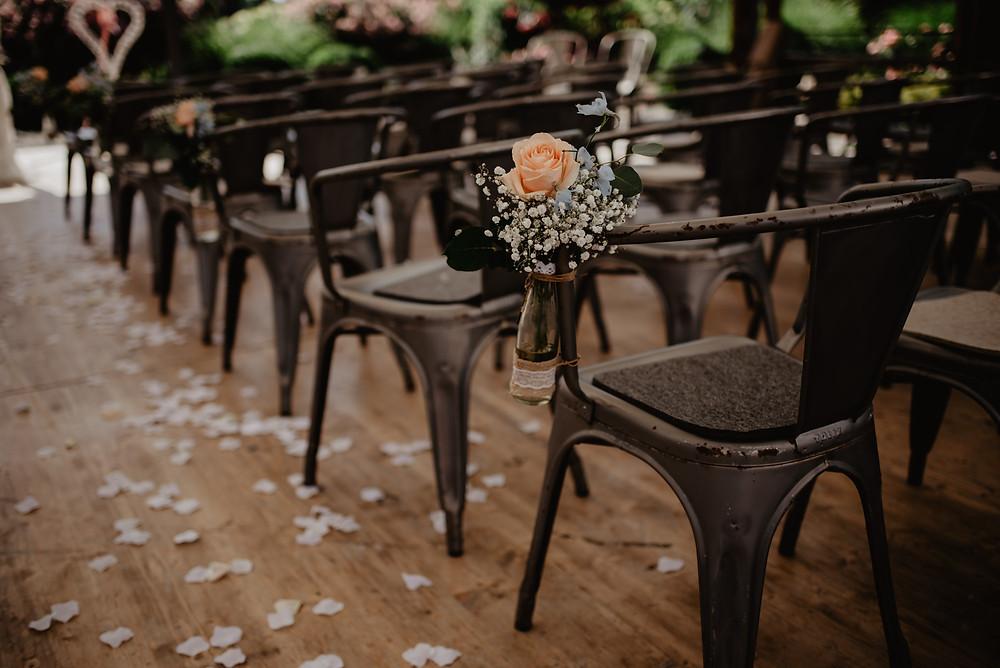 Vintage Hochzeit Kesselhaus Kolbermoor