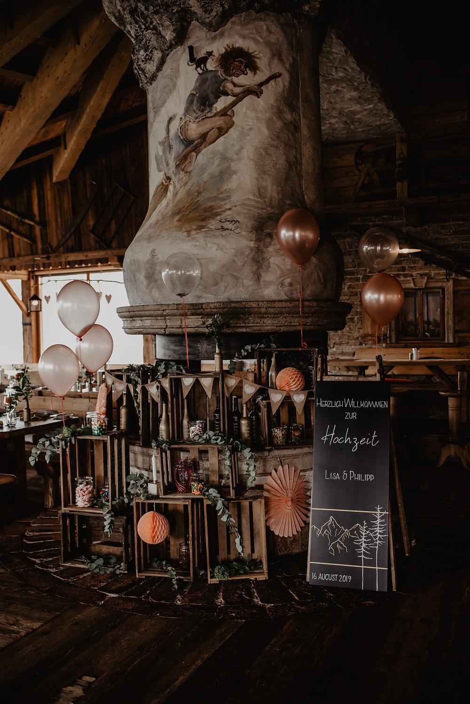 Brenneralm Hochzeit