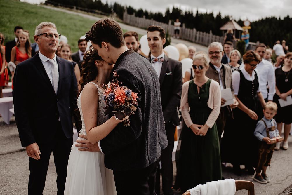 Hochzeitsfotografie Boho Vintage