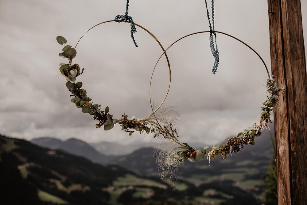 Hochzeit Berge Tirol