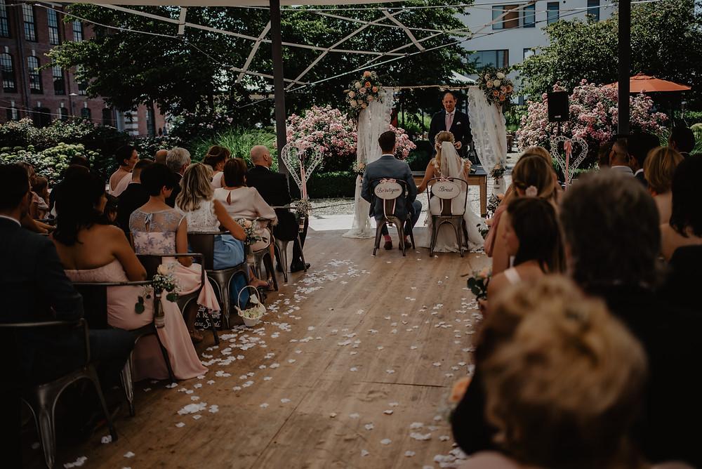 Heiraten Kesselhaus Kolbermoor