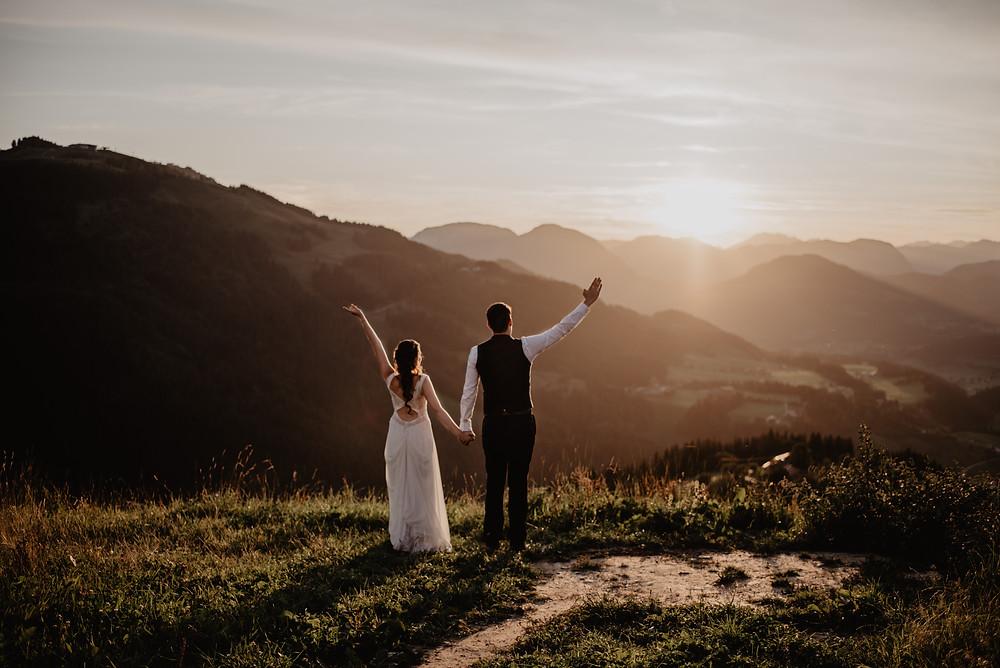 Hochzeitsfotograf Augsburg Rosenheim Tirol