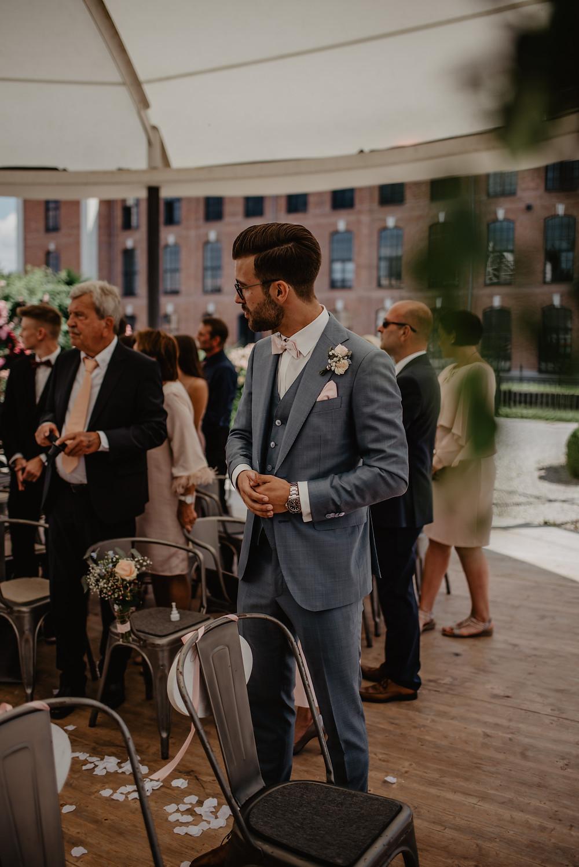Alte Spinnerei Kolbermoor Hochzeit