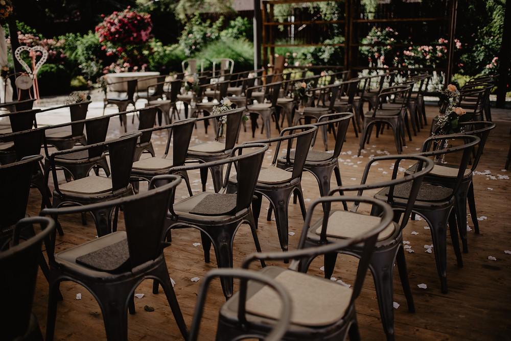 Vintage Hochzeit alte Spinnerei Kolbermoor