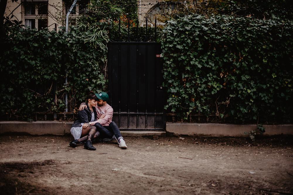 Paarshooting Paris