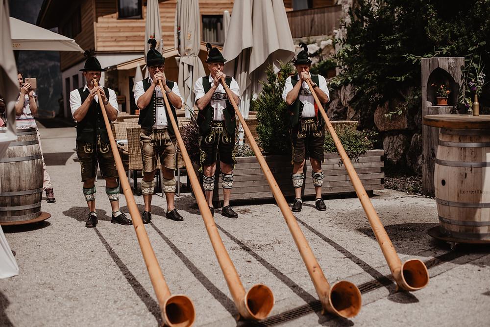 Berghochzeit Tirol