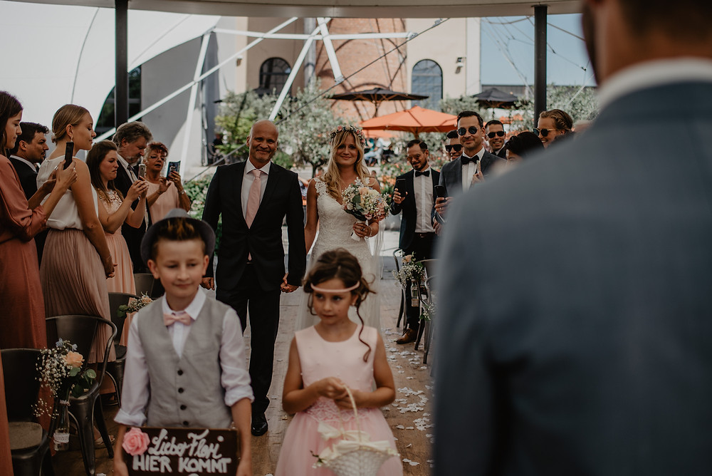 Kesselhaus Kolbermoor Hochzeit