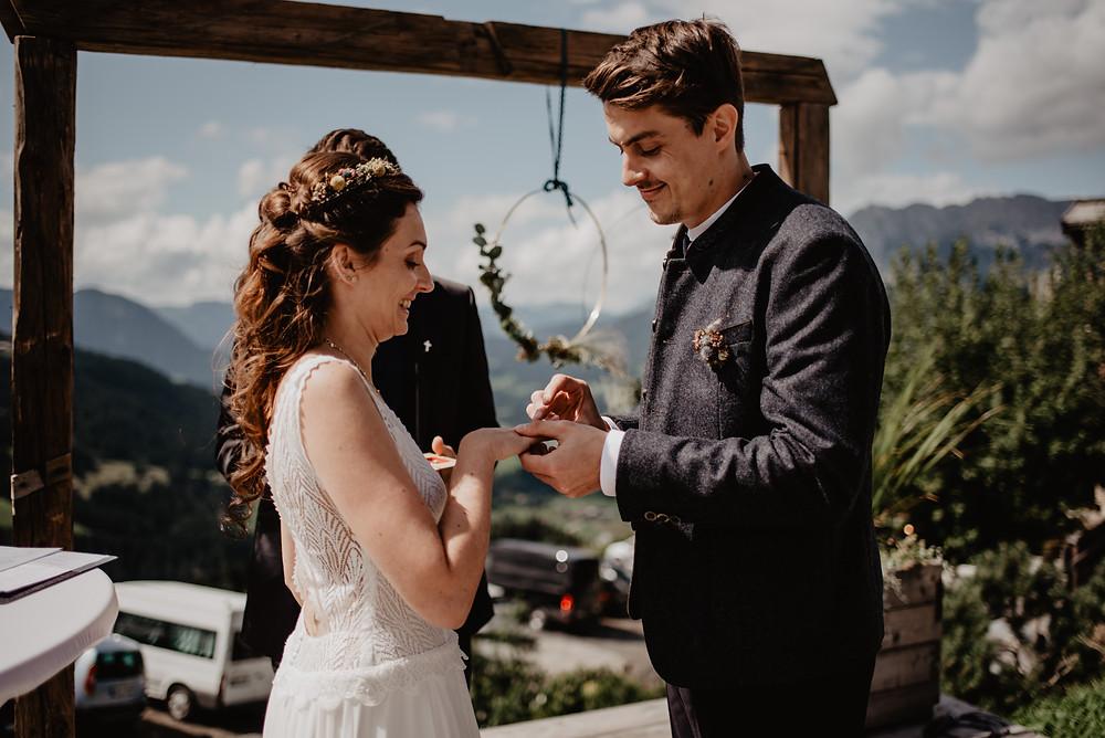 Hochzeit Brenneralm