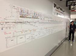 SACLA(X線自由電子レーザー)は全長700m!