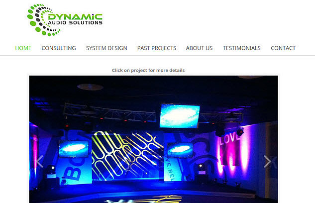 Dynamic Audio Solutions