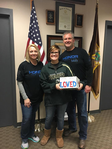 Packages 4Patriots - 2018: Boone Co Sheriff Office