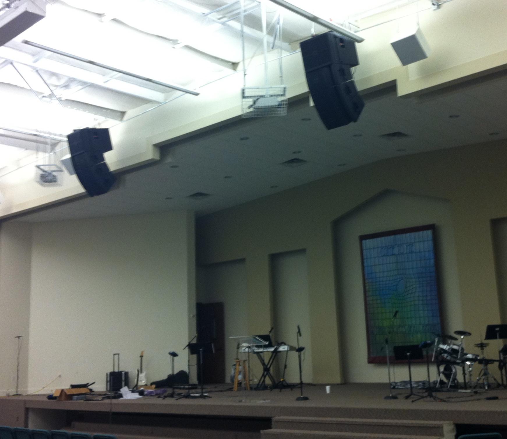 Fellowship Bible Waco, TX